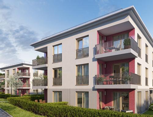 DV8 – Georgenhof / Dörnberg Viertel