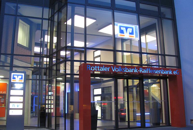 VR Bank Bauer + Graf